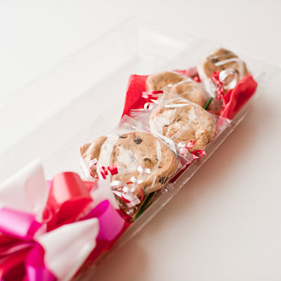 Longstem Cookie Box Bouquet