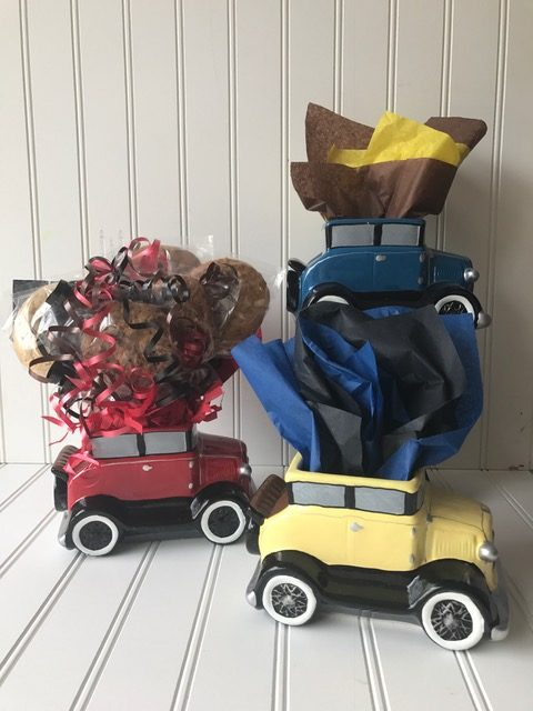 Birthday Race Cars Cookie Bouquet  Cookies by Design