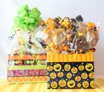 Halloween Cookie Box Bouquet