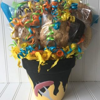Grill Master Cookie Bouquet