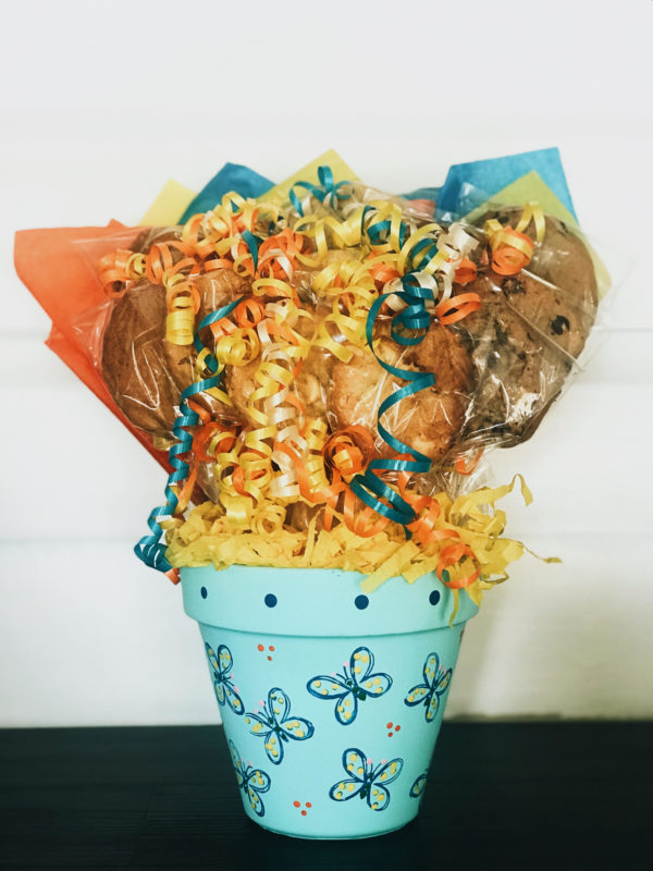Butterfly Cookie Bouquet from Kookie Krums